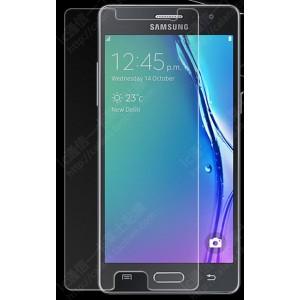 Ультратонкое износоустойчивое сколостойкое олеофобное защитное стекло-пленка для Samsung Z3