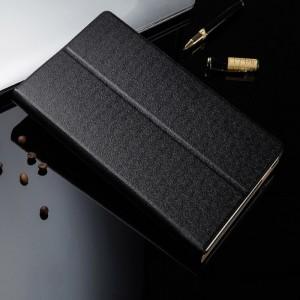 Сегментарный чехол книжка подставка на непрозрачной поликарбонатной основе с магнитной защелкой для Huawei MediaPad M5 8.4