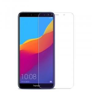 Ультратонкое износоустойчивое сколостойкое олеофобное защитное стекло-пленка для Huawei Honor 7A/Y5 Prime (2018)