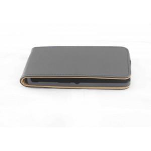 Чехол вертикальная книжка на пластиковой основе на магнитной защелке для Sony Xperia ZR