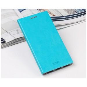 Чехол горизонтальная книжка подставка на силиконовой основе для Lenovo P70