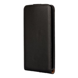 Чехол вертикальная книжка на пластиковой основе на магнитной защелке для Sony Xperia V