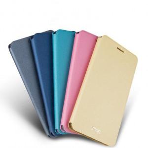Чехол горизонтальная книжка подставка текстура Золото на силиконовой основе для Iphone 7 Plus/8 Plus