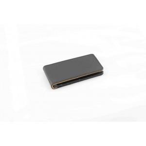 Чехол вертикальная книжка на пластиковой основе на магнитной защелке для Nokia Lumia 720