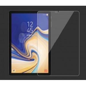 Ультратонкое износоустойчивое сколостойкое олеофобное защитное стекло-пленка для Samsung Galaxy Tab S4