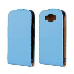Чехол вертикальная книжка на пластиковой основе на магнитной защелке для Samsung Galaxy Grand Neo