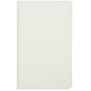 Роторный чехол книжка подставка на непрозрачной поликарбонатной основе для Samsung Galaxy Tab S4 Белый