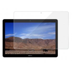 Ультратонкое износоустойчивое сколостойкое олеофобное защитное стекло-пленка для Huawei MediaPad T5