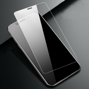 Ультратонкое износоустойчивое сколостойкое олеофобное защитное стекло-пленка для Iphone Xs Max