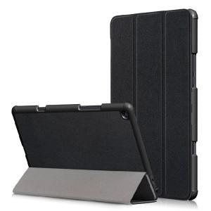 Сегментарный чехол книжка подставка на непрозрачной поликарбонатной основе для Xiaomi Mi Pad 4 Plus