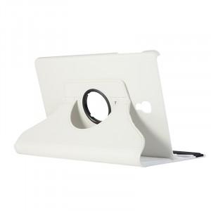 Роторный чехол книжка подставка на непрозрачной поликарбонатной основе для Samsung Galaxy Tab A 10.5