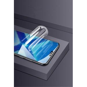 Экстразащитная термопластичная саморегенерирующаяся уретановая пленка на плоскую и изогнутые поверхности экрана для Huawei Honor 8X