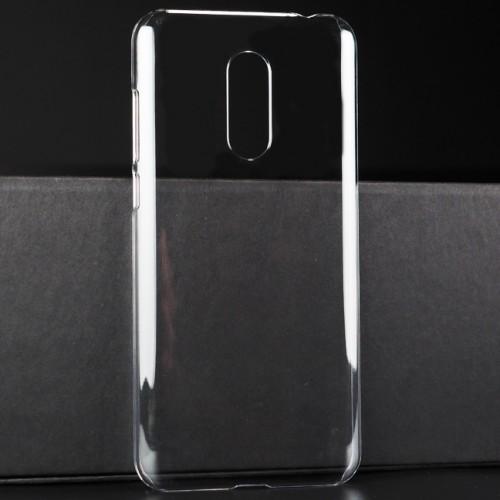 Пластиковый транспарентный чехол для Xiaomi RedMi 5 Plus