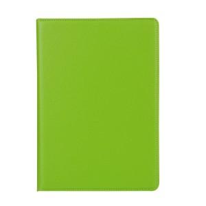Роторный чехол книжка подставка на непрозрачной поликарбонатной основе для IPad Pro 12.9 (2018)  Зеленый