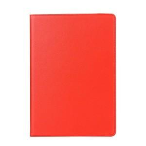 Роторный чехол книжка подставка на непрозрачной поликарбонатной основе для IPad Pro 12.9 (2018)  Оранжевый