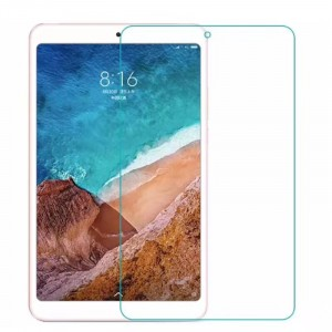 Ультратонкое износоустойчивое сколостойкое олеофобное защитное стекло-пленка для Xiaomi Mi Pad 4
