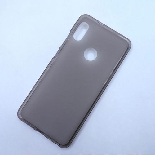 Силиконовый матовый полупрозрачный чехол для XIaomi RedMi Note 5/5 Pro