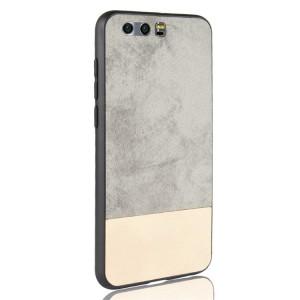 Силиконовый матовый непрозрачный чехол с текстурным покрытием Замша для Huawei Honor 8 Белый