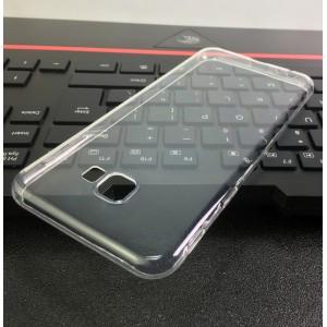 Силиконовый глянцевый транспарентный чехол для Samsung Galaxy J4 Plus