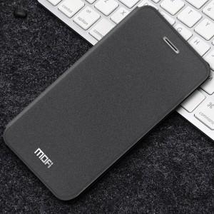 Чехол горизонтальная книжка подставка на силиконовой основе для Iphone Xr Черный