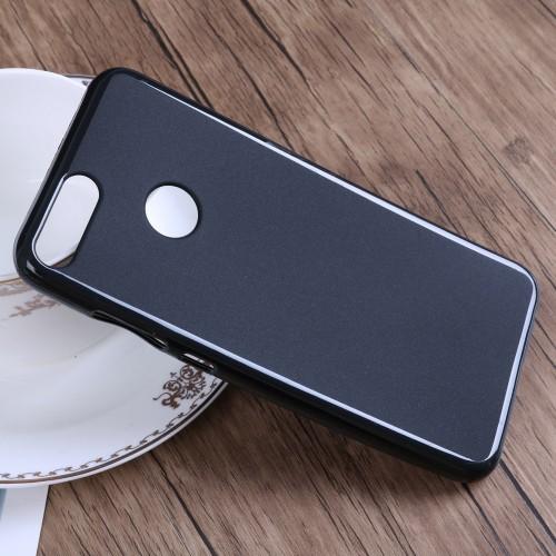 Силиконовый матовый полупрозрачный чехол для Huawei Honor 9 Lite