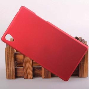 Пластиковый чехол для Sony Xperia Z1 Красный