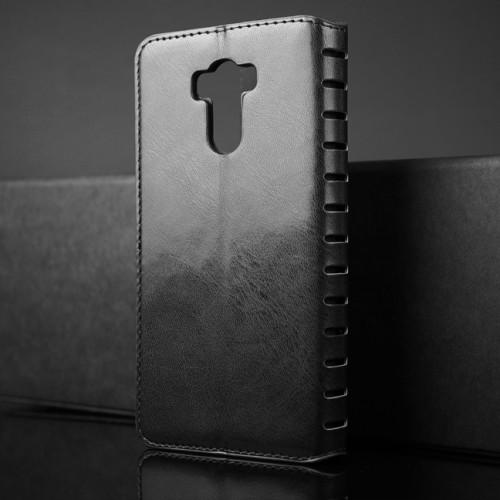 Чехол горизонтальная книжка для Xiaomi RedMi 4 Черный