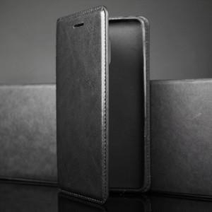 Чехол горизонтальная книжка для Nokia 6 Черный