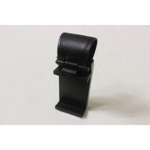 Универсальный автомобильный держатель на руль для гаджетов 55-75 мм Черный