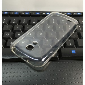 Силиконовый транспарентный чехол для Samsung Galaxy S4 Mini