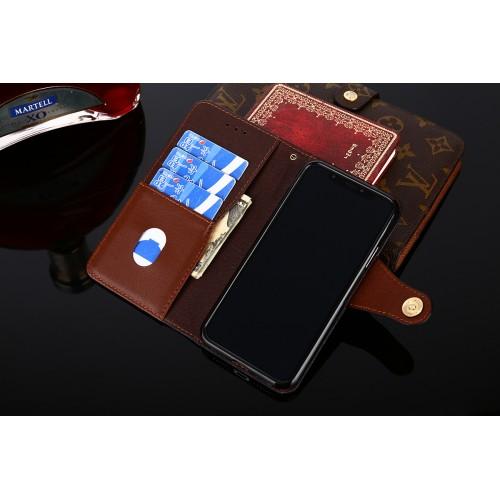 Винтажный чехол портмоне подставка на силиконовой основе с отсеком для карт на крепежной застежке для Alcatel 3 Синий