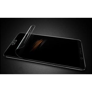 Экстразащитная термопластичная саморегенерирующаяся уретановая пленка на плоскую и изогнутые поверхности экрана для Iphone 7 Plus