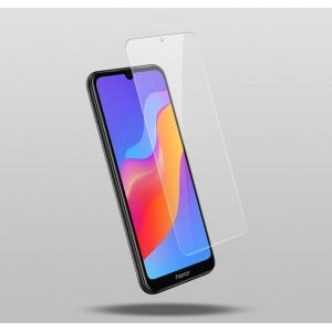 Ультратонкое износоустойчивое сколостойкое олеофобное защитное стекло-пленка для Huawei Y6 (2019)/Honor 8A