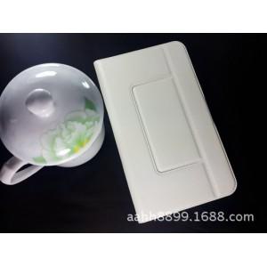 Чехол флип подставка на магнитной защелке с отсеком для карт для планшета 8 дюймов Белый