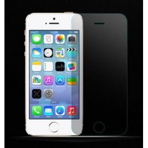 Ультратонкое износоустойчивое сколостойкое олеофобное защитное стекло-пленка для Iphone 5c