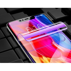 Экстразащитная термопластичная саморегенерирующаяся уретановая пленка на плоскую и изогнутые поверхности экрана для Xiaomi RedMi Note 7