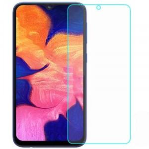 Ультратонкое износоустойчивое сколостойкое олеофобное защитное стекло-пленка для Samsung Galaxy A10