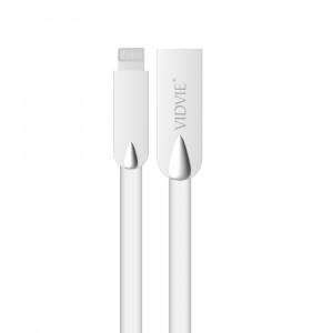 USB кабель VIDVIE CB418 Белый