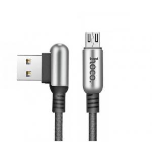 Micro-USB кабель HOCO U17 1,2 м Черный