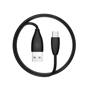 MicroUSB кабель Baseus Small Pretty Waist Cable 1M Черный