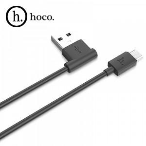 Micro- USB кабель HOCO UPM10 1,2м Черный