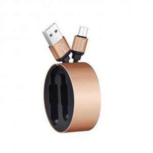 Micro-USB кабель Hoco U23 Желтый