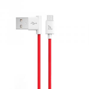 USB кабель Hoco UPM10 Micro 1,2м Красный