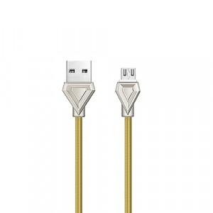 micro-USB кабель HOCO U25 1 м Желтый