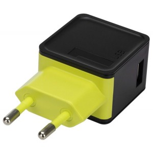 Сетевой блок питания Rock Sugar Travel Charger 1 USB 1A Черный