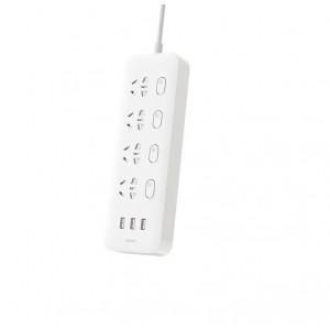 Сетевой фильтр Xiaomi Mi Power Strip 4 розетки 3 USB Белый