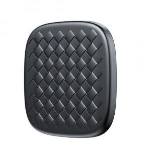 Беспроводное зарядное устройство Baseus BV Wireless Charger Texture 10W Черный