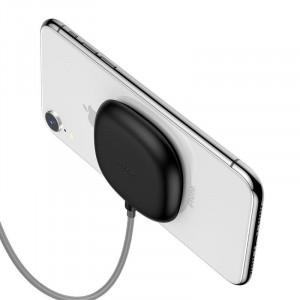 Беспроводное зарядное устройство Baseus Suction Cup Wireless Charger 10W Черный