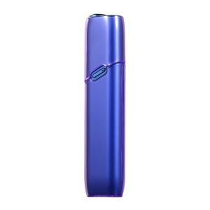 Тонкий пластиковый глянцевый полупрозрачный чехол для IQOS 3 Multi Фиолетовый