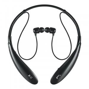 Беспроводные наушники Bluetooth 3.0 на шейном ободе с магнитными креплениями